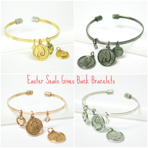 Easter Seals Gives Back Bracelets