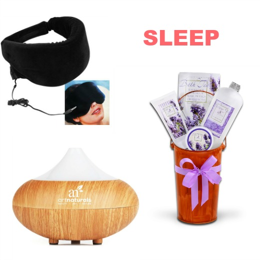 Mothers Day Gift Guide - sleep