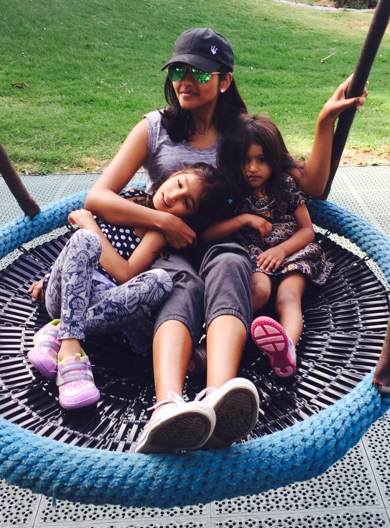 Rosena Sammi family