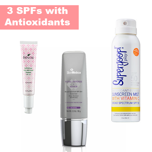 Beauty Benefits Antioxidant SPF