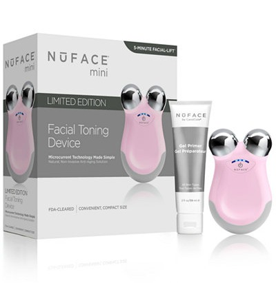 Pamper Yourself at Home NuFace