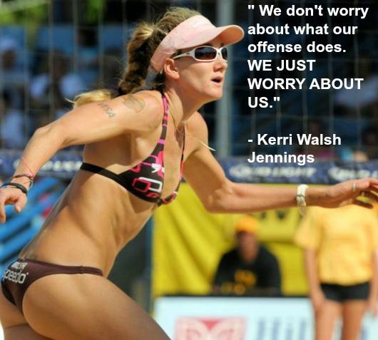 momBOSS mother Kerri Walsh Jennings