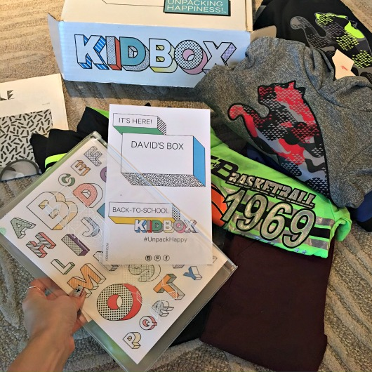 kidbox clothing
