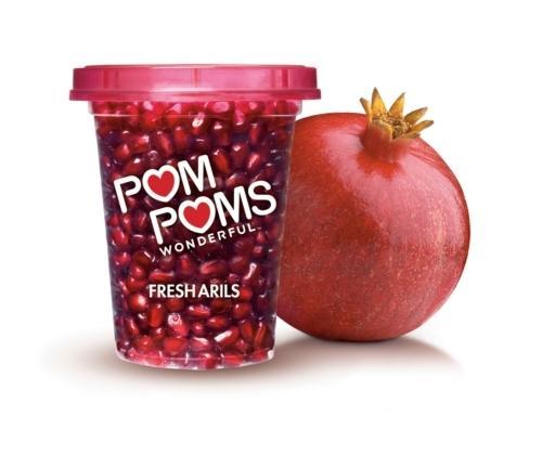 POM Wonderful Pom Poms Fresh Arils PIX11