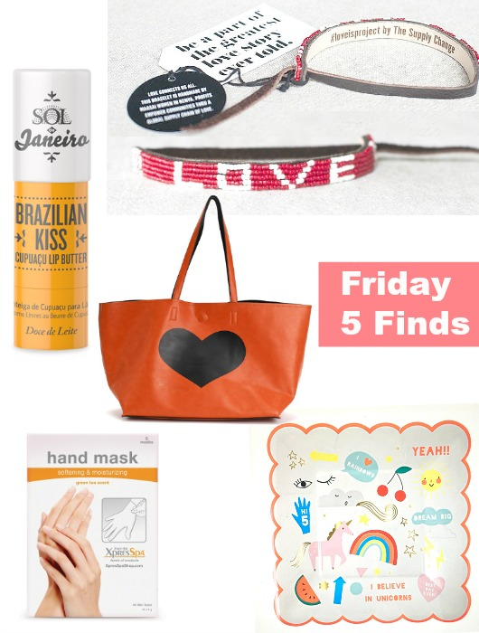 Love Is In The Air Pamela Pekerman Friday 5 Finds