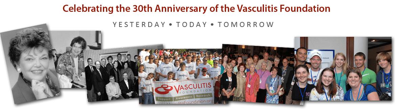 Vasculitis Foundation 30th anniversary