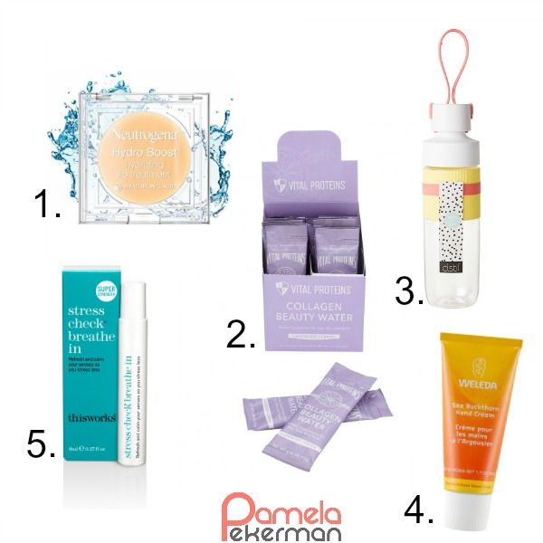 Travel Beauty Essentials Friday 5 Finds by Pamela Pekerman