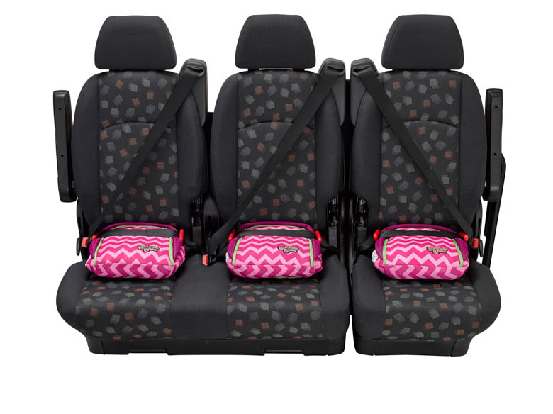Bubble Bum Inflatable Car Seat Booster