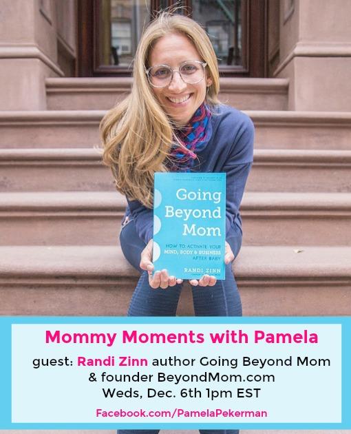 Mommy Moments Randi Zinn Mom Self Care
