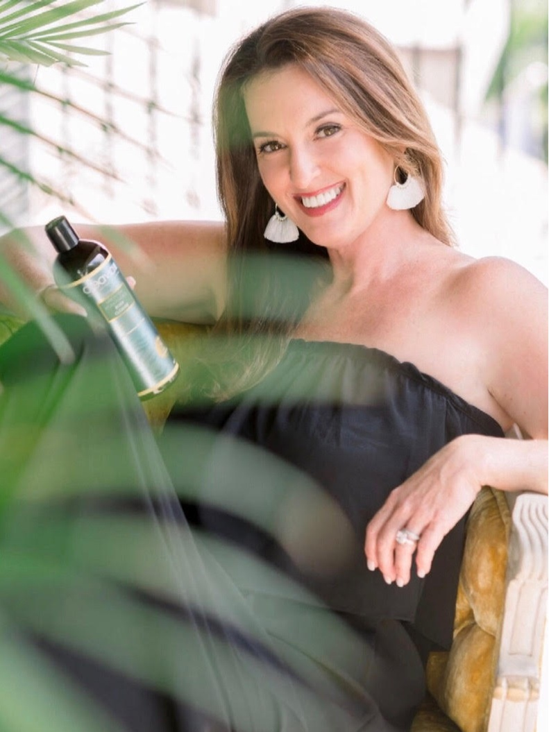 Mompreneur Monday Shout Out Pamela Pekerman Aleavia Prebiotic Skincare Kelly Graham