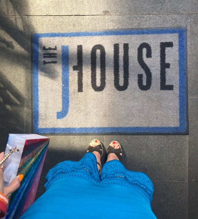 The J House Greenwich staycation Pamela Pekerman