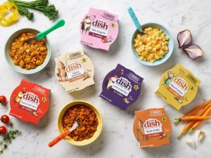 Little Dish US launch toddler food toddler meals mompreneur Hillary Graves Pamela Pekerman