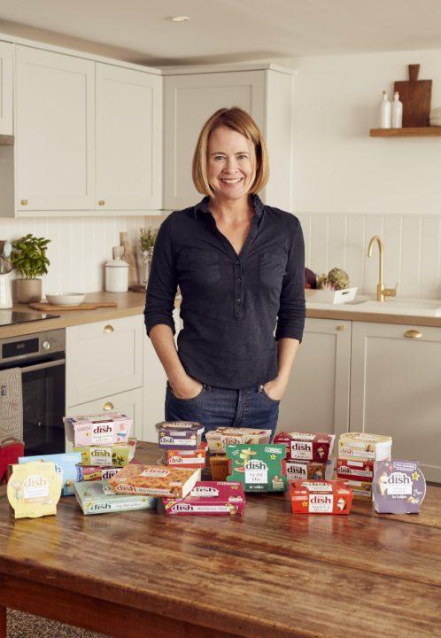 Little Dish US launch toddler food toddler meals mompreneur Hillary Graves Pamela Pekerman