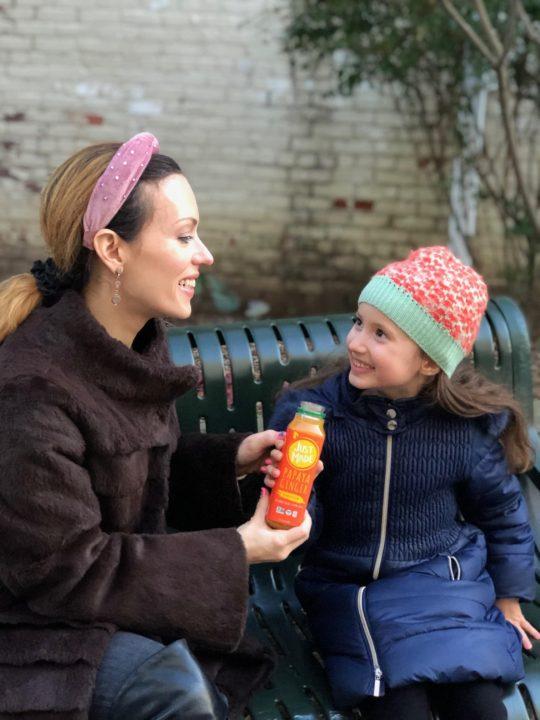 Pamela Pekerman Just Made Juice no added sugar juice healthy juice