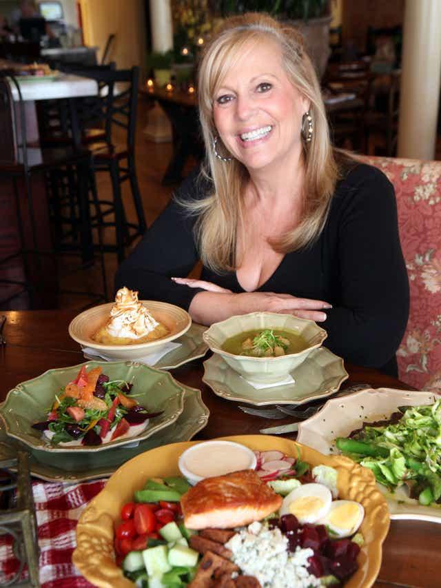 Leslie Lampert Ladle of love Mompreneur monday shout out Pamela Pekerman