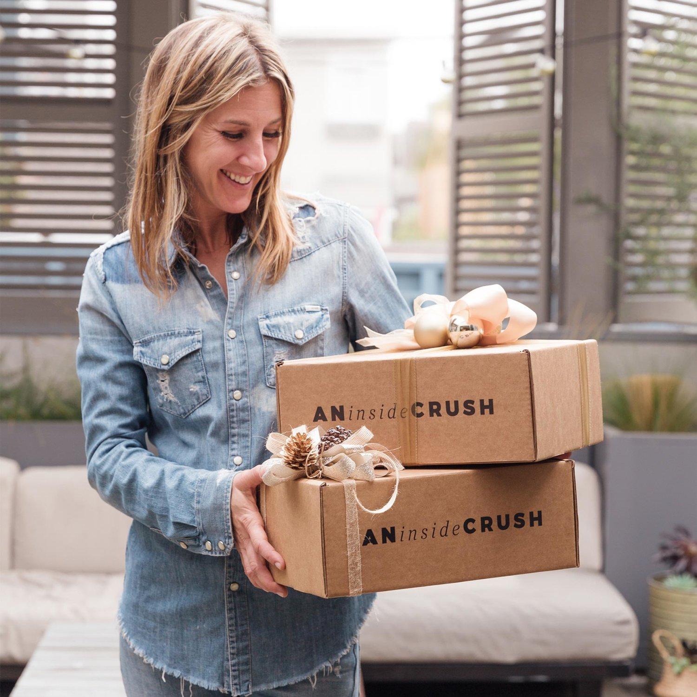 Mompreneur Monday Shout OutAn Inside Crush Subscription Box Pamela Pekerman