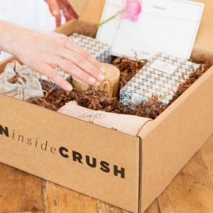 Mompreneur Monday Shout OutAn Inside Crush Subscription Box Pamela Pekerman