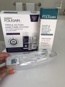 Foligain Get Thicker Fuller Hair Pamela Pekerman