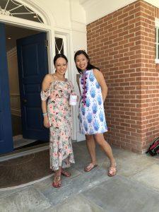 Hustle Like a Mom luncheon hosted by Pamela Pekerman