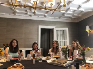 Hustle Like a Mom luncheon hosted by Pamela Pekerman