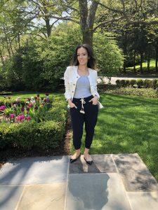 Pamela Pekerman hosts shopping party Grey State Apparel Garmany NJ