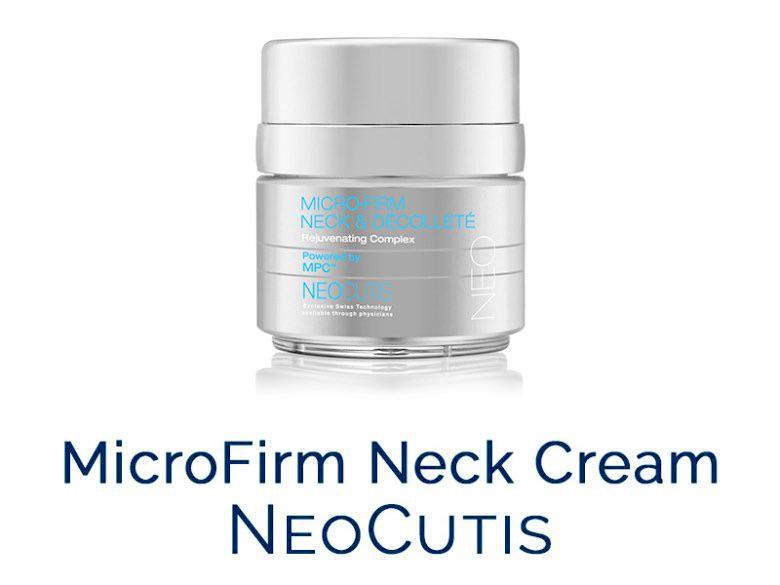 NeoCutis firming neck-cream