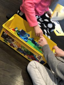 Screen Free Activities Kids Lego Time Pamela Pekerman