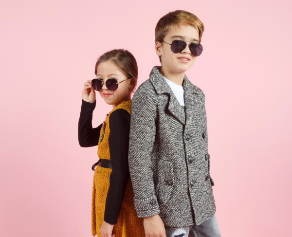 Kids clothing Subscription BOx With Italian Kids fashion brands, INSOLITO KIDS