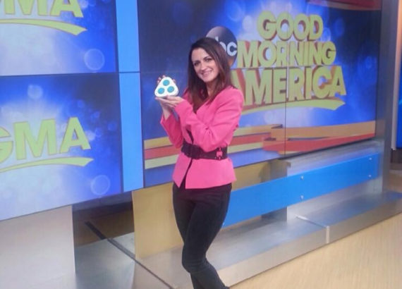 Mompreneur Monday Baby Shoothe Lauren Piccirillo Pamelan Pekerman