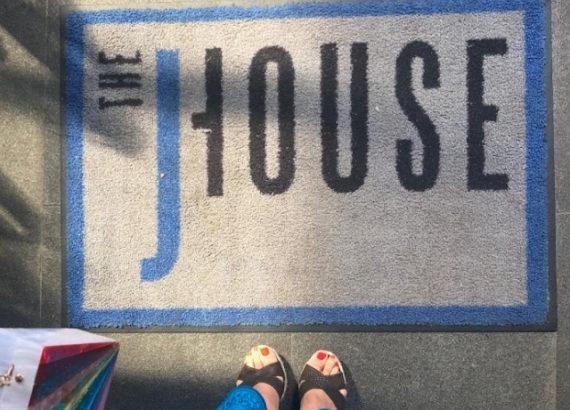 the J House Greenwich staycation Pamela Pekerman