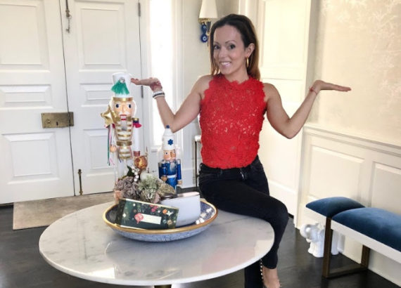 Aere for Home holiday delights hostess gift idea Pamela Pekerman