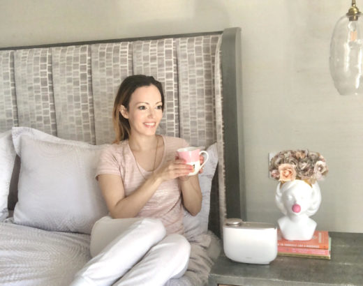 Tips Wellness Routine Busy Moms Aera for home aromatherpay