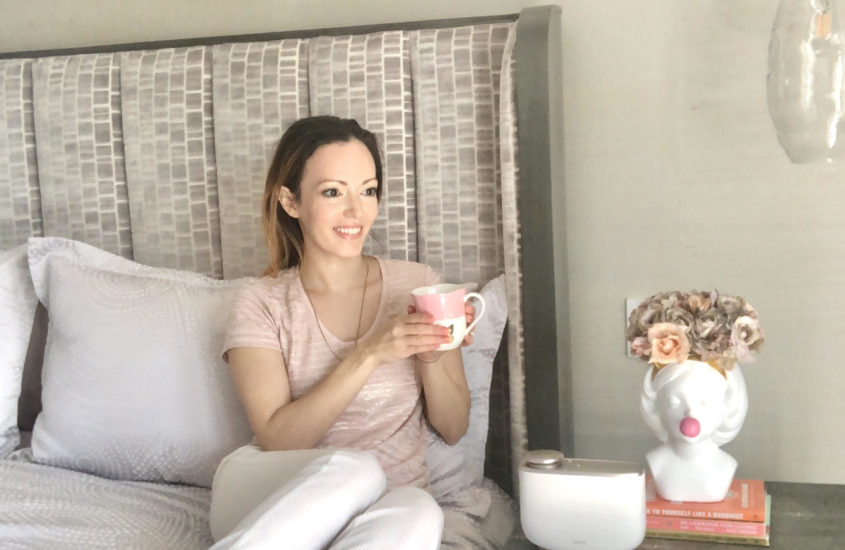 3 Tips for a Daily Wellness Routine as a busy mom