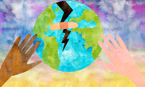 Tikkun Olam repairing the world